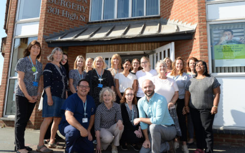 Walton Surgery rated as 'Good' by the Care Quality Commission (CQC)